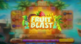 Fruit Blast เกมเรียงผลไม้